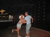 Денис с Катей отжигали все время на дискотеке