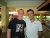А этого замечательного человека зовут Мутлу, он классный массажист. Спортсмен и тренер.