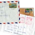 А Вы давно писали письма на бумаге от руки?